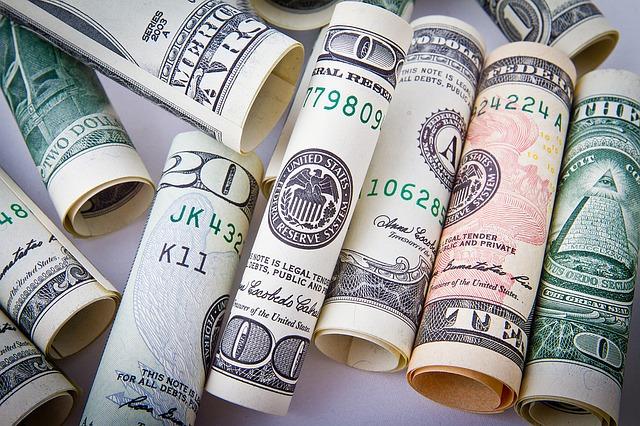 dolarové ruličky