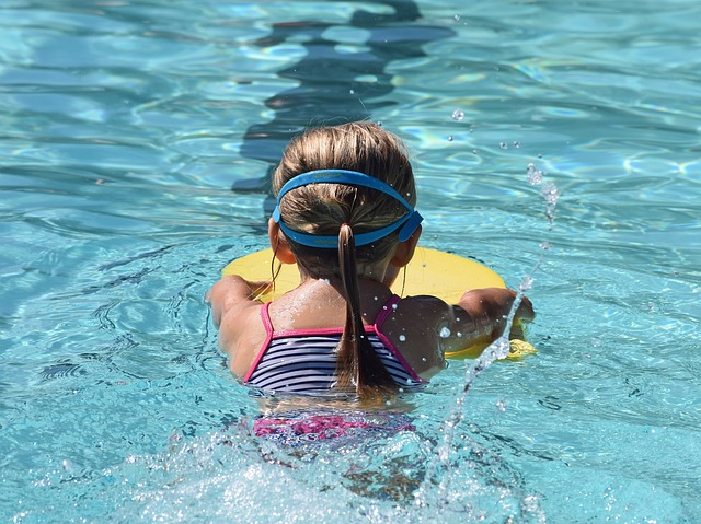 Bazén není strašák