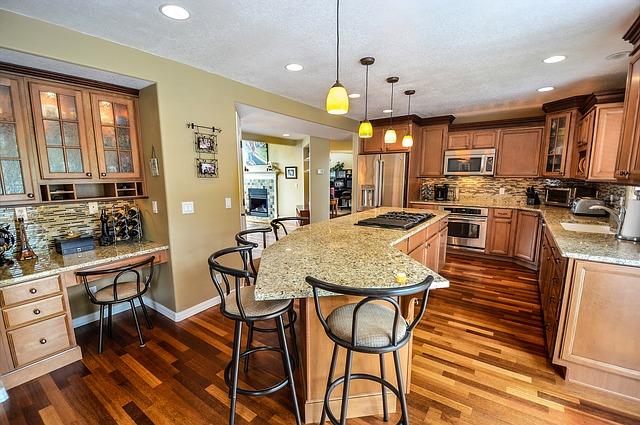 Kuchyně je základem každého domova